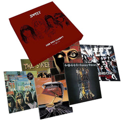 SWEET Are You Ready 7 LP Vinyl Box Set NEW 2017