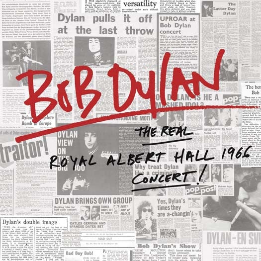BOB DYLAN Real Royal Albert Hall Concert 66 Vinyl NEW