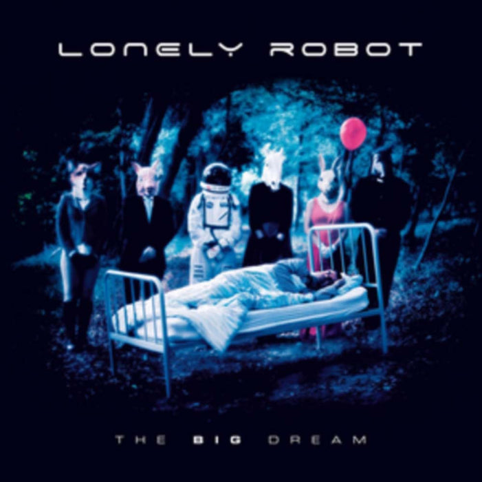 LONELY ROBOT The Big Dream Double LP Vinyl NEW 2017