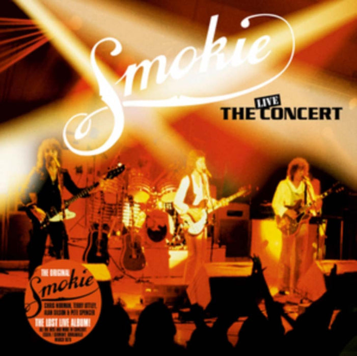 SMOKIE The Concert LP Vinyl NEW 2017