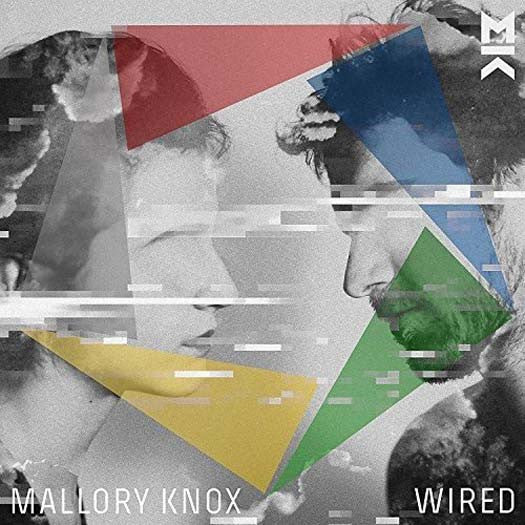MALLORY KNOX Wired LP Vinyl NEW 2017
