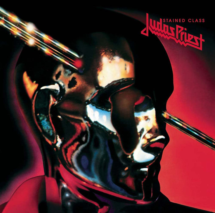 JUDAS PRIEST Stained Glass LP Vinyl NEW 2017