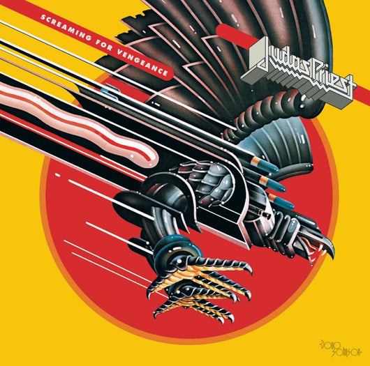JUDAS PRIEST Screaming For Vengeance LP Vinyl NEW 2017