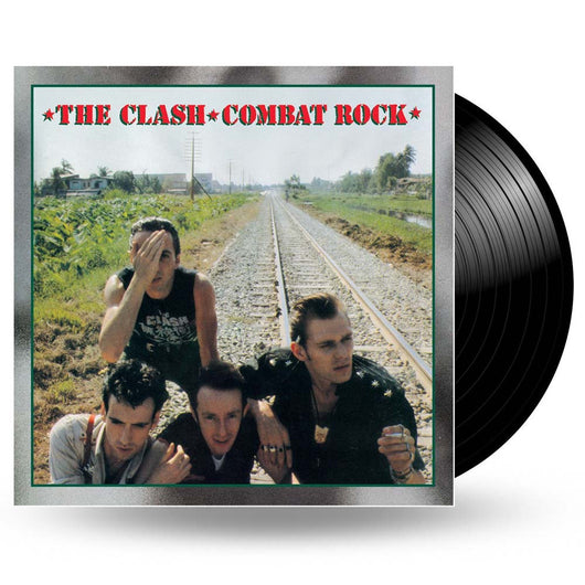 THE CLASH Combat Rock LP Vinyl NEW 2017