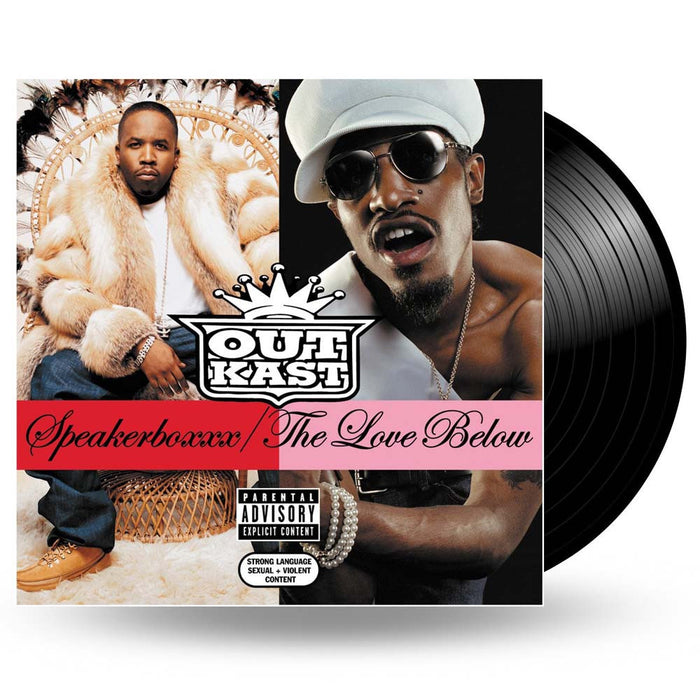 OUTKAST Speakerboxx & Love Below x4LP Vinyl Set NEW 2017