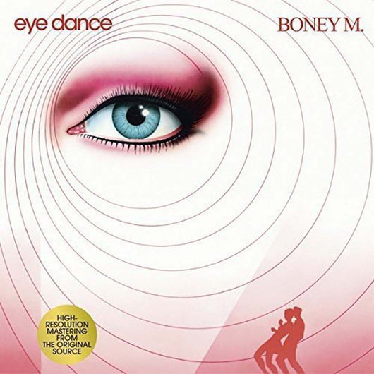 BONEY M Eye Dance LP Vinyl NEW 2017