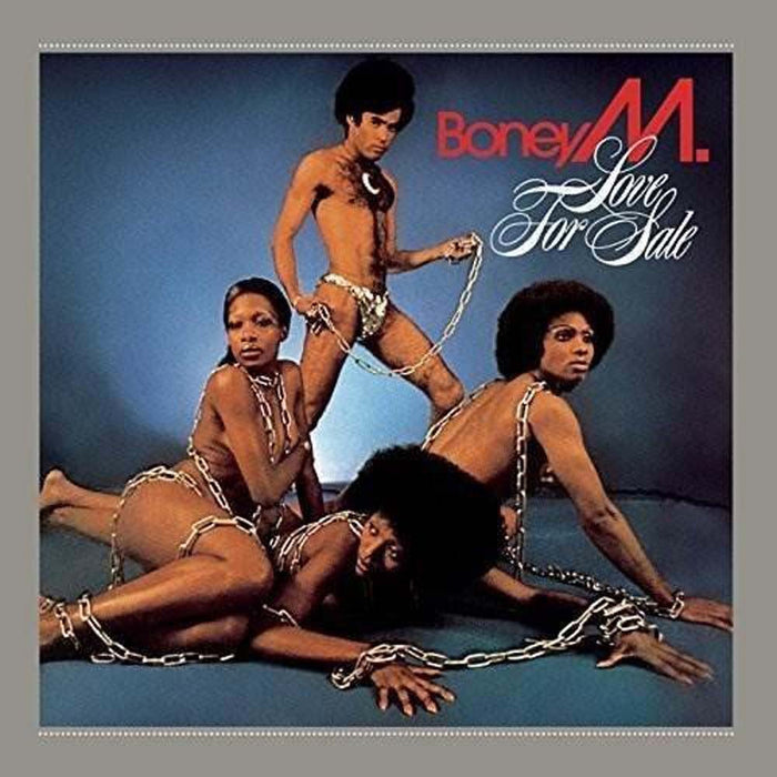 BONEY M Love For Sale LP Vinyl NEW 2017