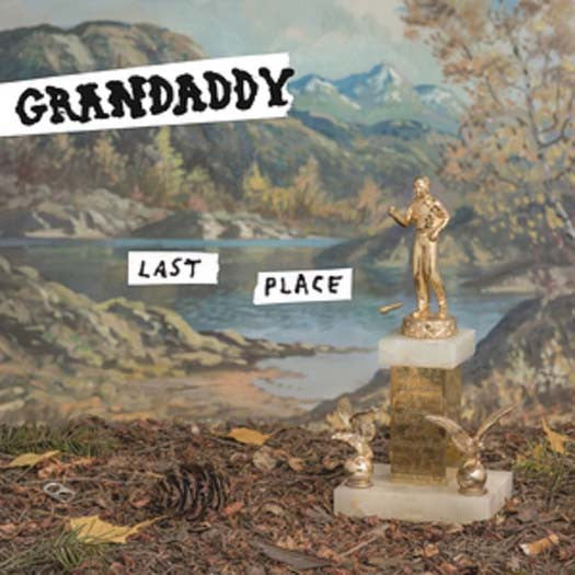 GRANDADDY Last Place Vinyl LP Limited Brown Coloured 2017
