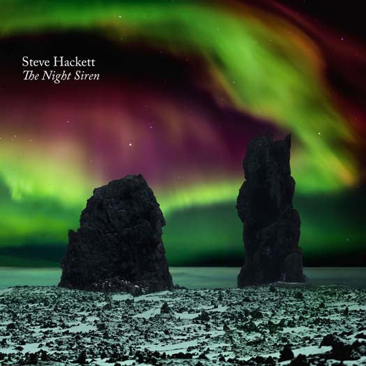 STEVE HACKETT The Night Siren INDIES Ltd 2LP Vinyl NEW 2017