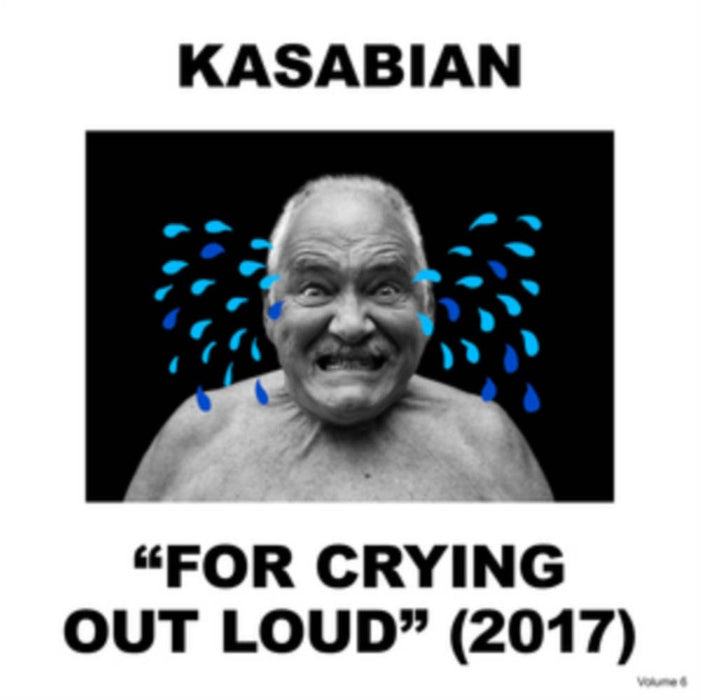 KASABIAN For Crying Out Loud LP Vinyl NEW 2017