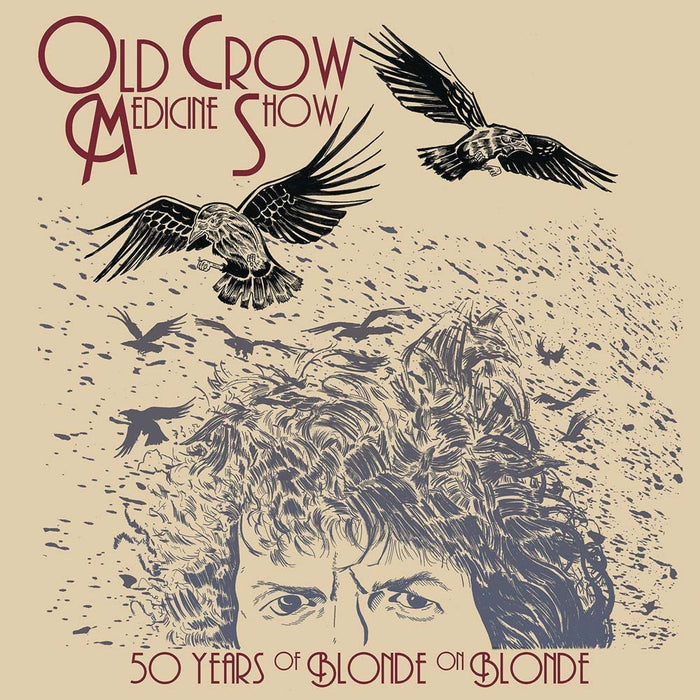 OLD CROW MEDICINE SHOW 50 Years Blonde on LP Vinyl NEW 2017