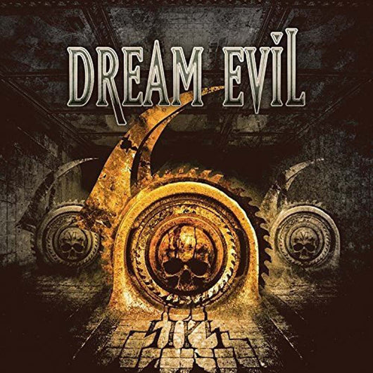 DREAM EVIL Six LP Vinyl & CD Included NEW 2017