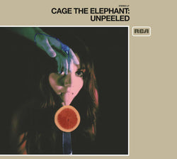 CAGE THE ELEPHANT Unpeeled DOUBLE LP Vinyl NEW PRE ORDER 25/08/17