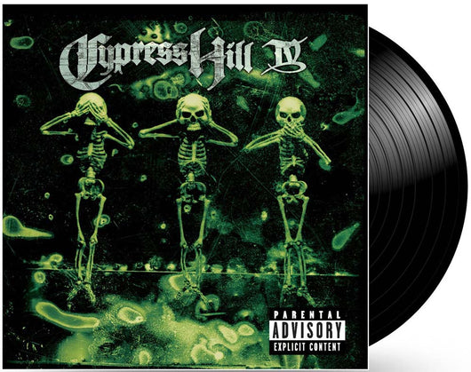 CYPRESS HILL IV  DOUBLE LP Vinyl NEW Released 04/08/17