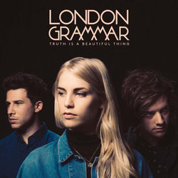 LONDON GRAMMAR Truth A Beautiful Thing Deluxe DOUBLE LP Vinyl LTD ED NEW 2017