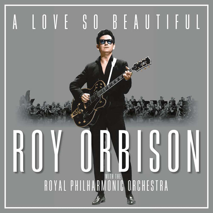 ROY ORBISON A Love So Beautiful LP Vinyl NEW 2017
