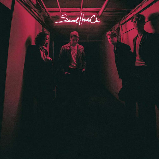 FOSTER THE PEOPLE Sacred Hearts Club LP Vinyl NEW