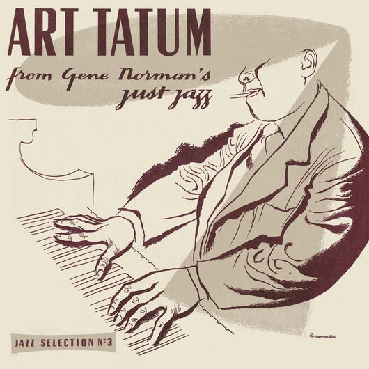 ART TATUM From Gene Normans Just Jazz LP Vinyl NEW 2017