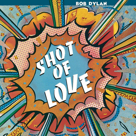BOB DYLAN Shot Of Love LP Vinyl NEU 2017