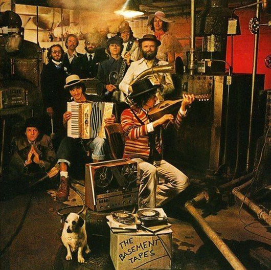 BOB DYLAN & THE BAND The Basement Tapes 2LP Vinyl NEW 2017