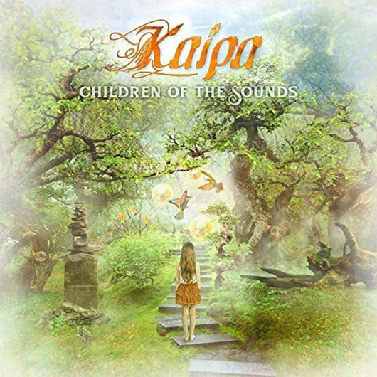 KAIPA Children of the Sounds DOUBLE LP Vinyl NEW 2017