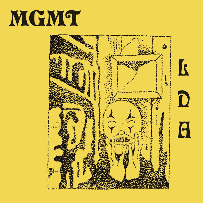 MGMT Little Dark Age LP Vinyl New 2018