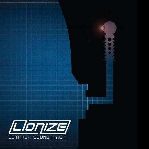 LIONIZE JETPACK SOUNDTRACK LP VINYL 33RPM NEW