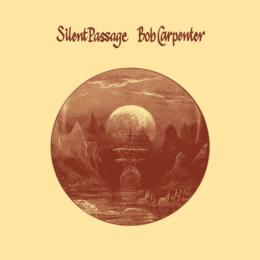 BOB CARPENTER SILENT CARPENTER LP VINYL 33RPM NEW