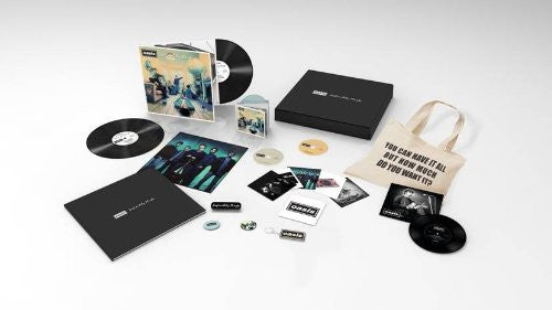 OASIS DEFINITELY MAYBE SUPER DELUXE BOXSET 3CD/2LP/7