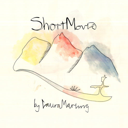 LAURA MARLING SHORT MOVIE LP VINYL NEW 33RPM 2015