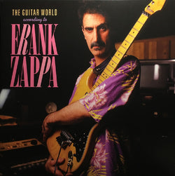 Frank Zappa The Guitar World Clear Vinyl LP New RSD 2019
