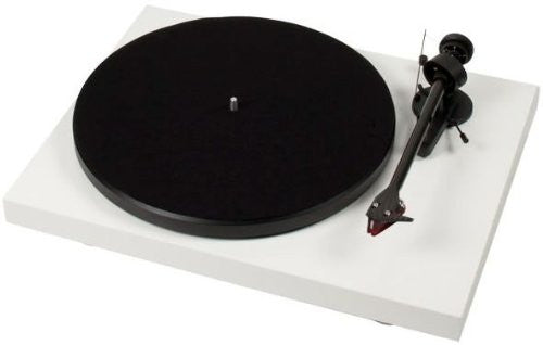 Pro-Ject Debut Carbon Turntable White NEW
