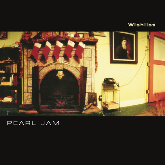 PEARL JAM Wishlist / U & Brain of J 7