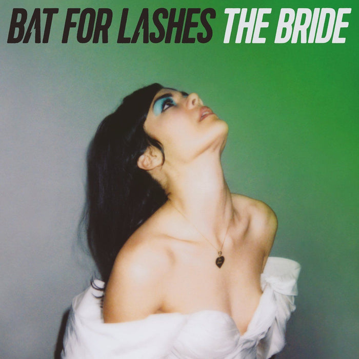 "BAT FOR LASHES The Bride Pink 12"" Indie Exclusive LP Vinyl NEW MERCURY NOMINEE"