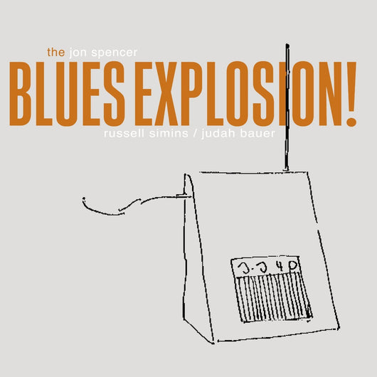 JON SPENCER BLUES EXPLOSION Orange LP Vinyl NEW