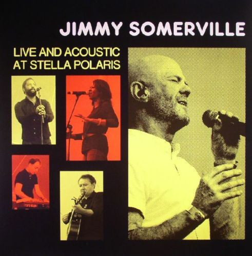 JIMMY SOMERVILLE Live and Acoustic At Stella Polaris 12