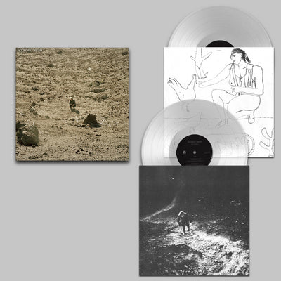 BEN HOWARD 'NOONDAY DREAM' Indies Only Clear Vinyl Ltd Edition