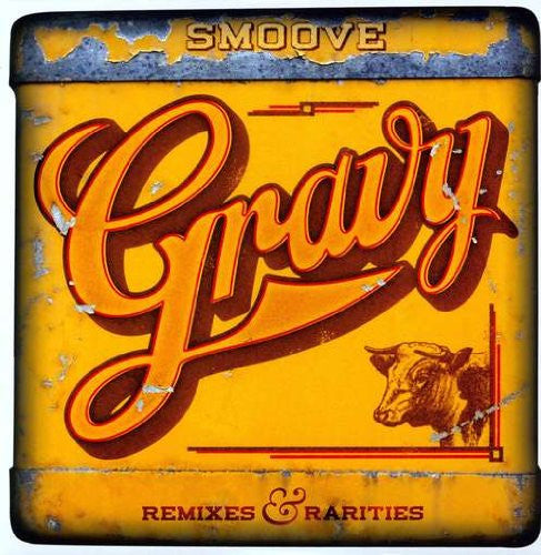 SMOOVE GRAVY LP VINYL 33RPM NEW