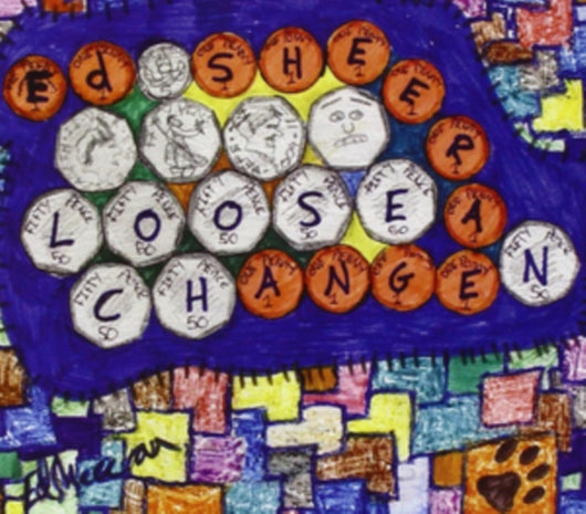 ED SHEERAN Loose Change EP Vinyl NEW