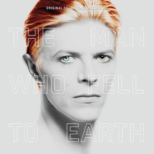 JOHN PHILLIPS The Man Who Fell To Earth Soundtrack LP Vinyl NEW David Bowie