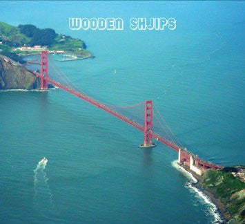 WOODEN SHJIPS WEST LP VINYL 33RPM PSYCHEDELIC NEW
