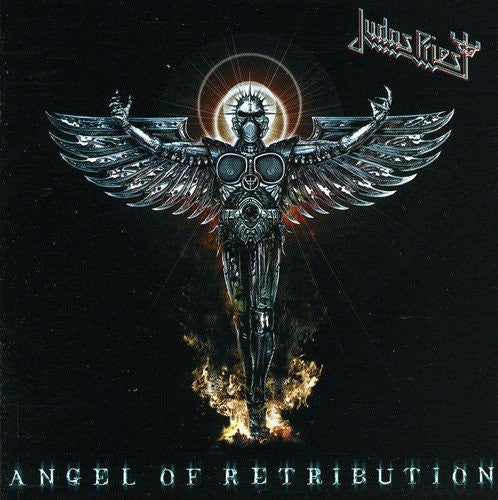 JUDAS PRIEST ANGEL OF RETRIBUTION LP VINYL NEW 33RPM 2010