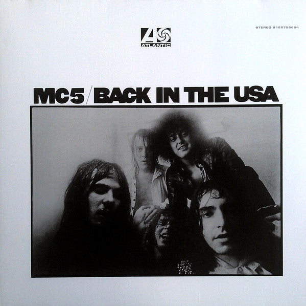 MC5 Back In The Usa LP Vinyl NEW 2013