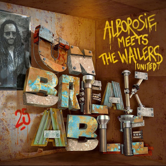ALBOROSIE Unbreakable Alborosie Meets The Wailers United VINYL LP NEW 2018