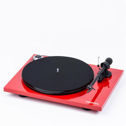 PRO-JECT Essential III Bluetooth Turntable Red NEW
