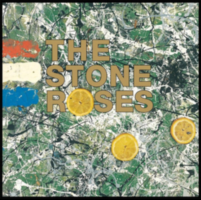 THE STONE ROSES Stone Roses LP Vinyl NEW Deluxe Remastered