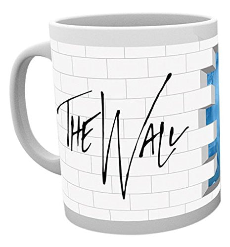 PINK FLOYD THE WALL SCREAM MUG