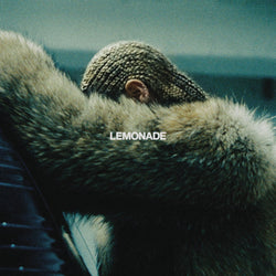 BEYONCE Lemonade DOUBLE LP Ltd Ed Yellow Vinyl