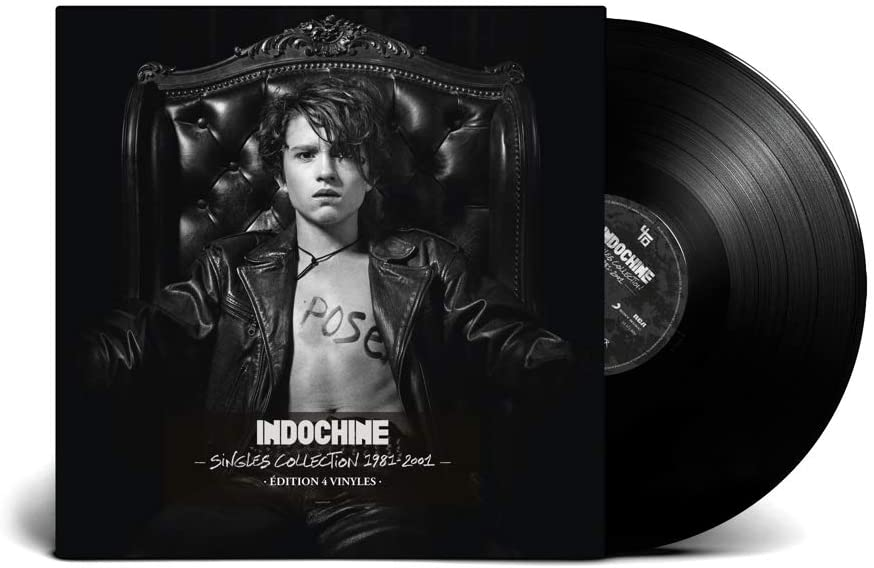 Indochine - Singles Collection 1981-2001 Vinyl LP 2020