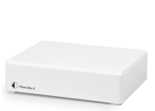Pro-Ject Phono Box E White